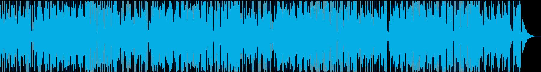 9秒でサビ、さわやか/カラオケの再生済みの波形