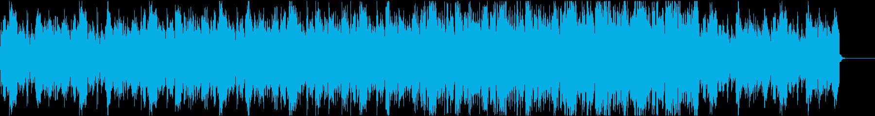 ニュース29 16bit48kHzVerの再生済みの波形