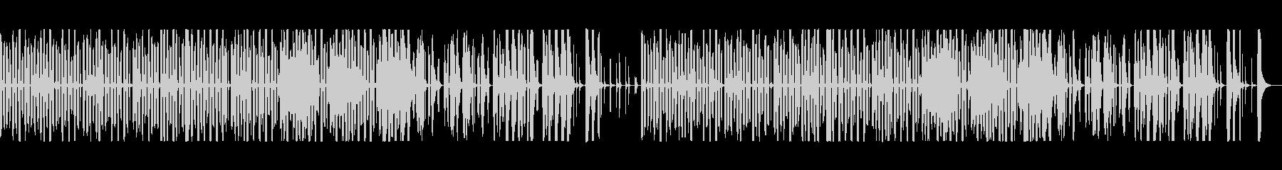 リコーダー、ゆるい、ほのぼの、生配信の未再生の波形