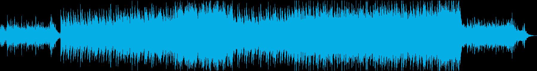現代的 交響曲 ドラマチック 感情...の再生済みの波形