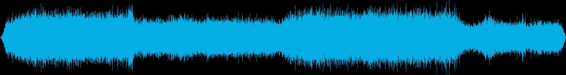 大型コンバインハーベスター:Int...の再生済みの波形
