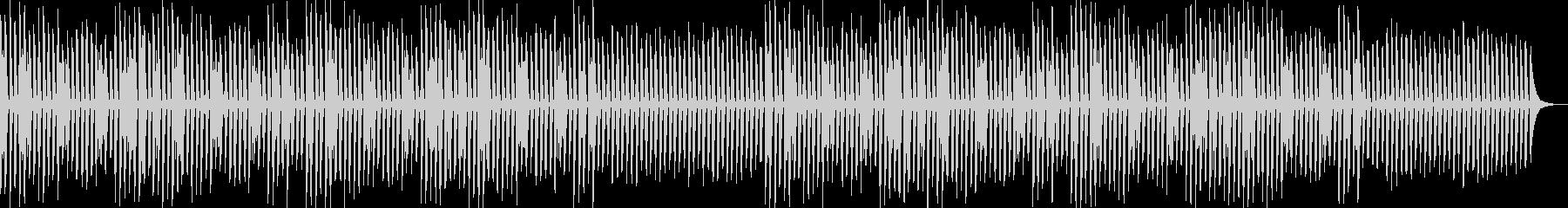 YouTube・軽快・楽しい・ピアノソロの未再生の波形