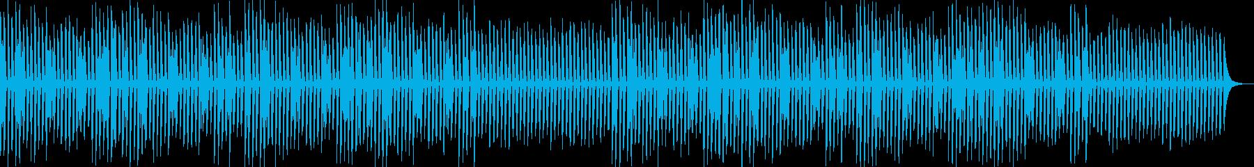 YouTube・軽快・楽しい・ピアノソロの再生済みの波形
