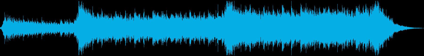 クラシック 交響曲 アクティブ 明...の再生済みの波形