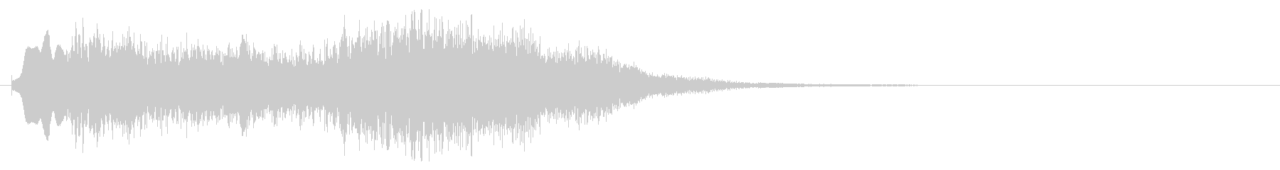 Jingle @ Orchestra # 8 Failure's unreproduced waveform