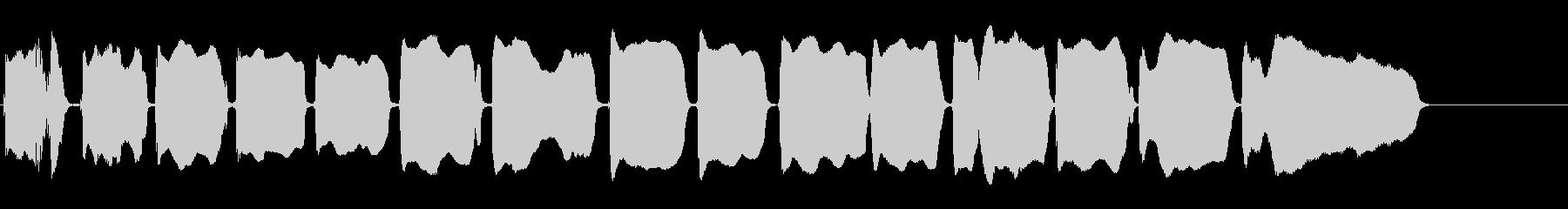 トランペット:スケールアップ、ダウ...の未再生の波形