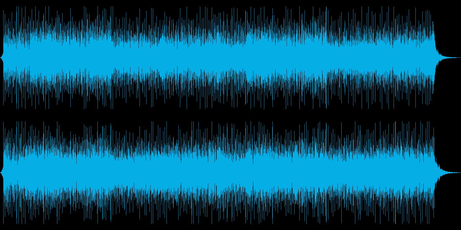 【ニュース】ニュース番組向け分析・解説Kの再生済みの波形