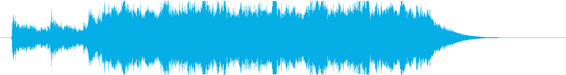 オーケストラのニューステーマ。高騰...の再生済みの波形