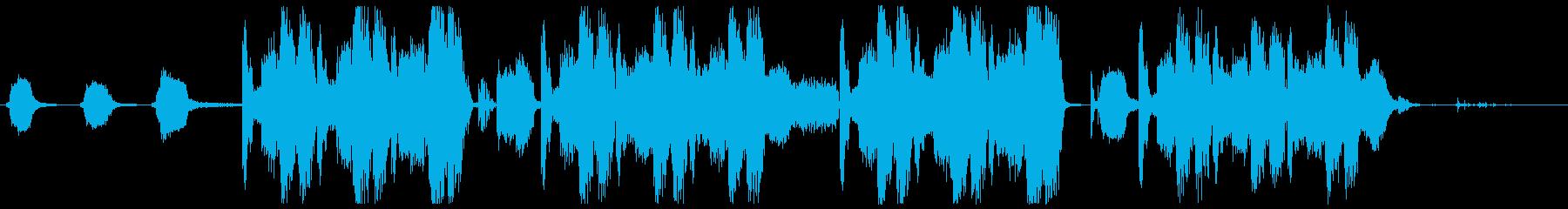 CM-(Future/Pop)の再生済みの波形