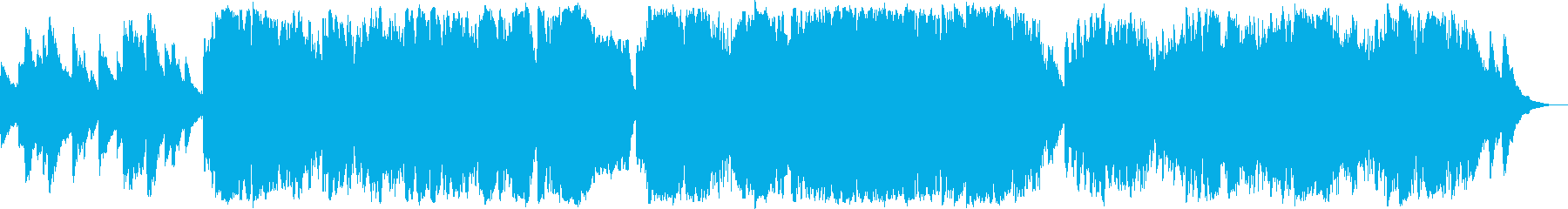 シネマティック サスペンス 静か ...の再生済みの波形