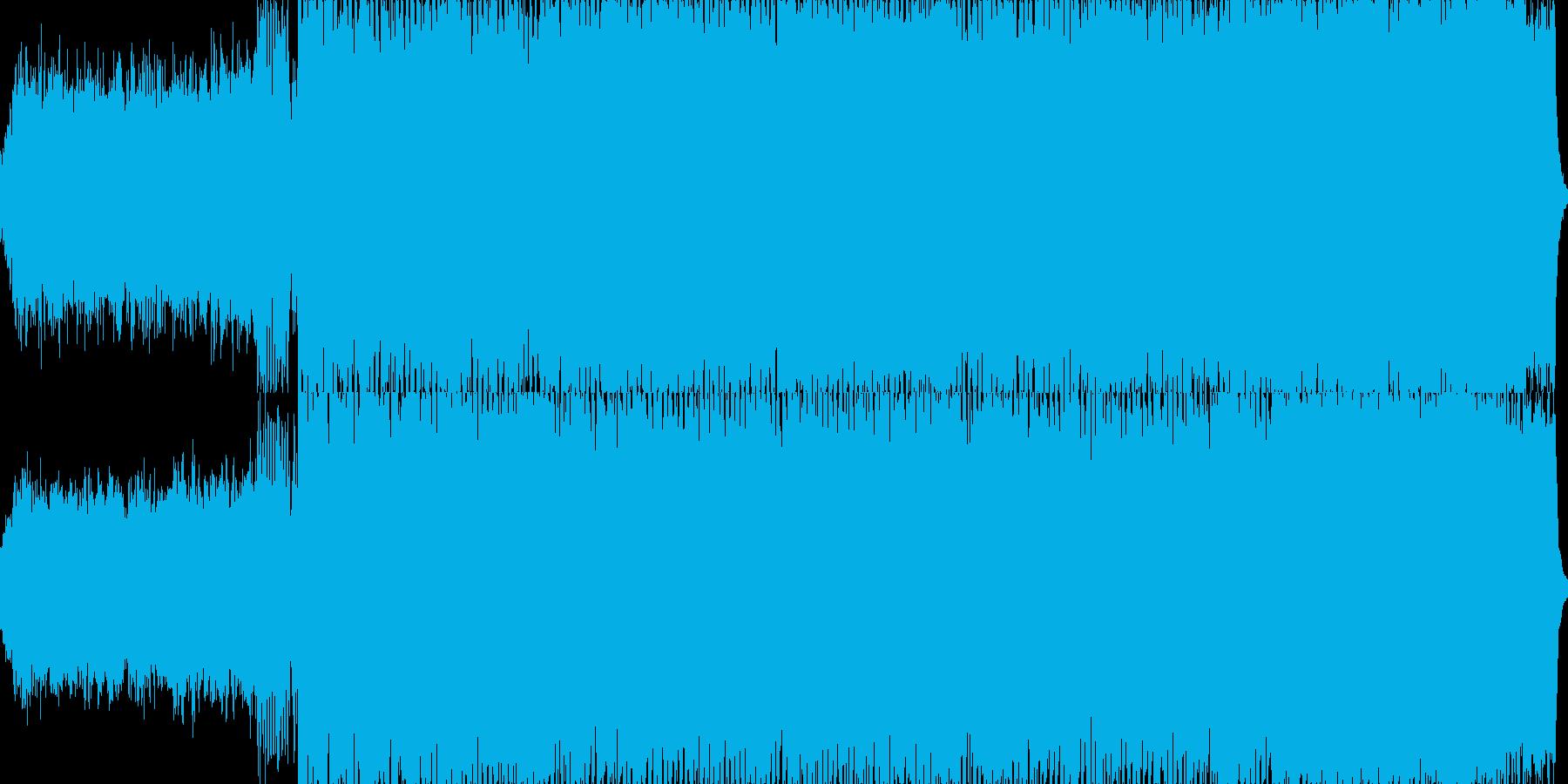 ジュピター/テクノアレンジの再生済みの波形