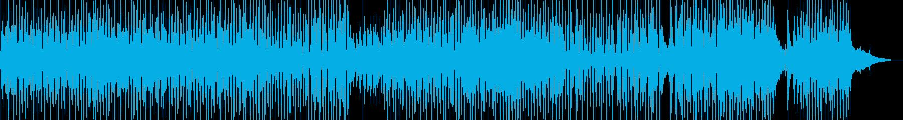 アコギ・ほのぼの映像や作品にの再生済みの波形