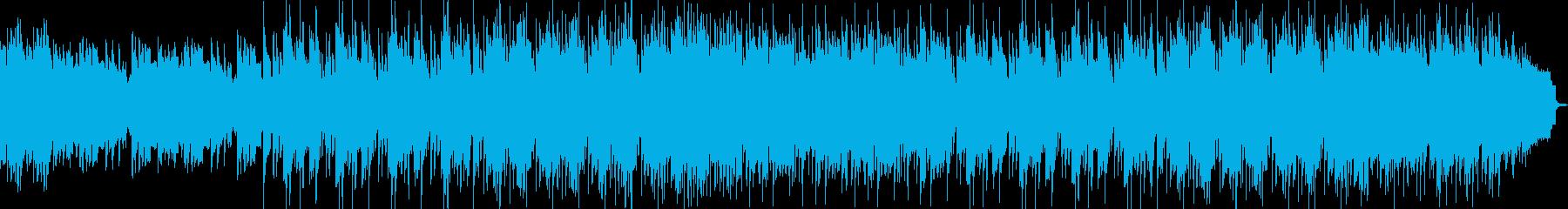 ポップバラード。の再生済みの波形