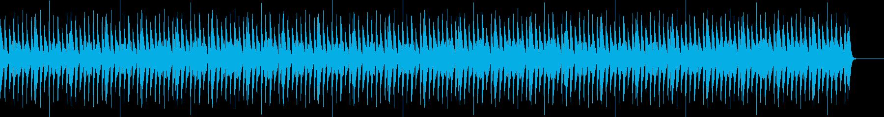 オルゴール・ウクレレ・楽しい・ポップスの再生済みの波形