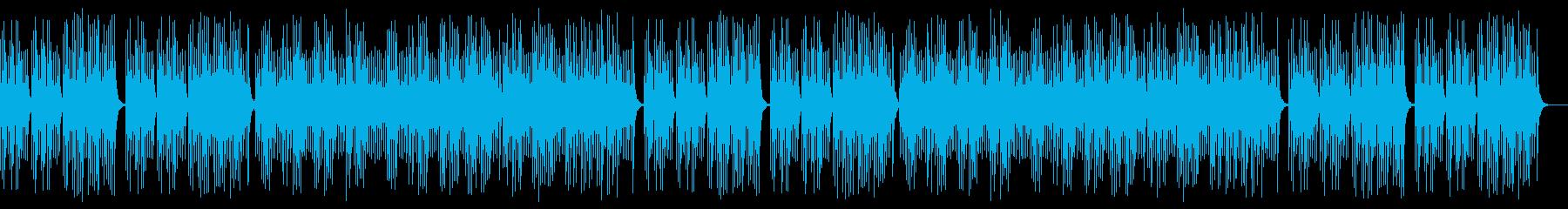 恋の癒しオルゴールBGMの再生済みの波形