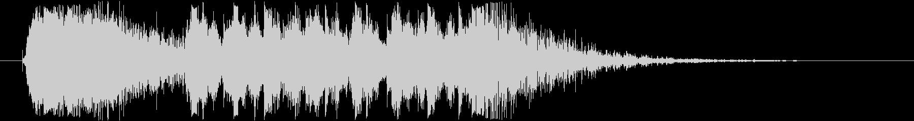エレクトロ_ハイクオリティージングル_1の未再生の波形