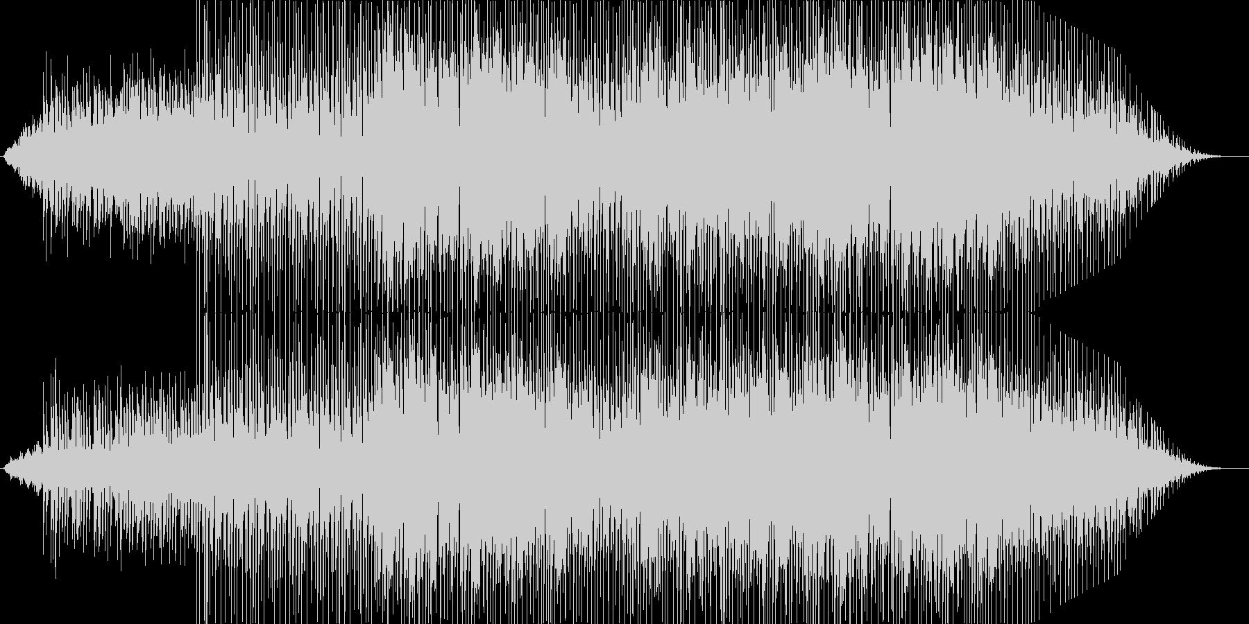 ギターのハーモニーが心地よいポップロックの未再生の波形