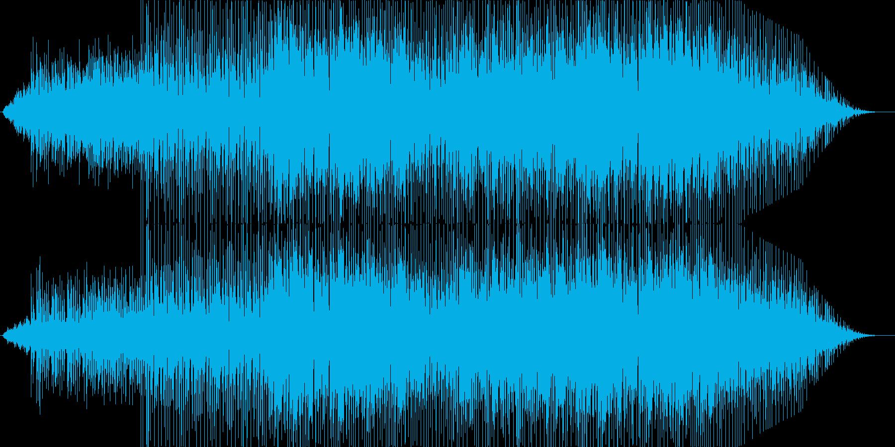 ギターのハーモニーが心地よいポップロックの再生済みの波形