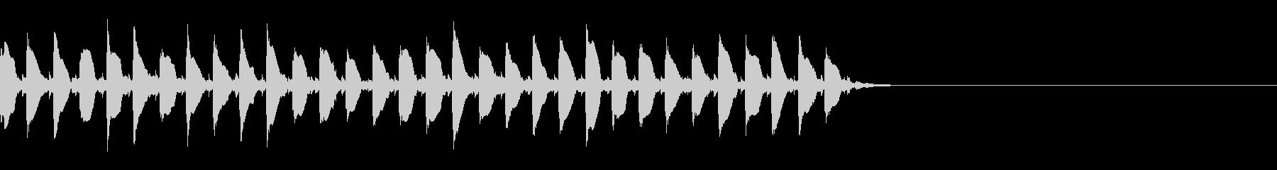 (話す、テキスト表示)長めA03の未再生の波形