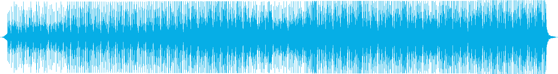 クリーン 清涼感 ハウス リフレッシュの再生済みの波形