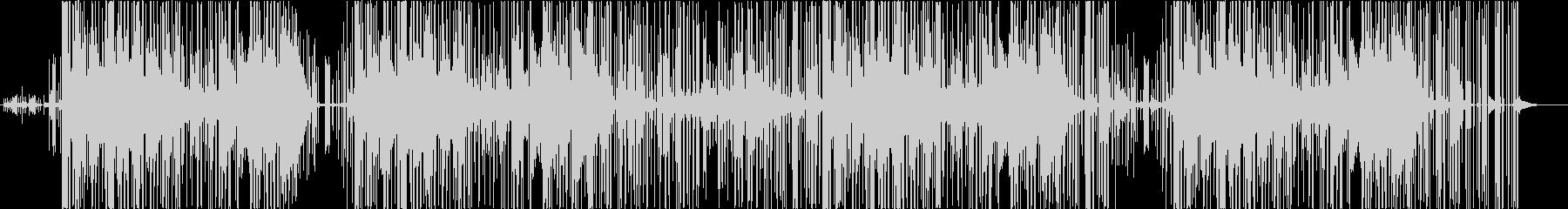 TRAP_民族的でインダストリアルの未再生の波形