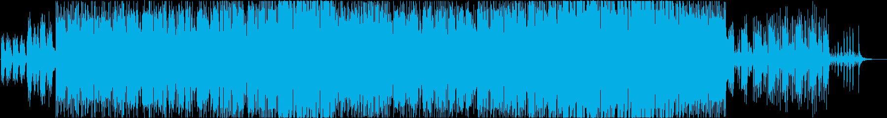 スロウ・スロウ・トレインの再生済みの波形