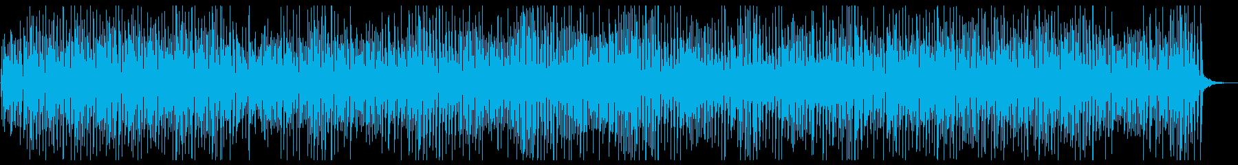 イベントにコミカルかわいいクシコスポストの再生済みの波形