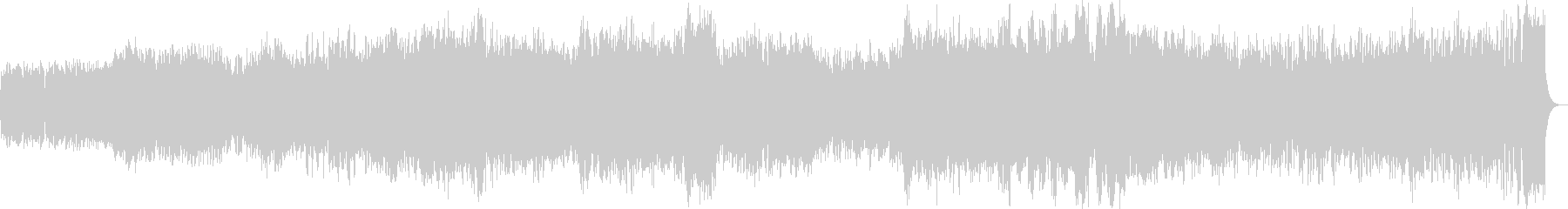 小フーガ ト短調 BWV578/バッハの未再生の波形