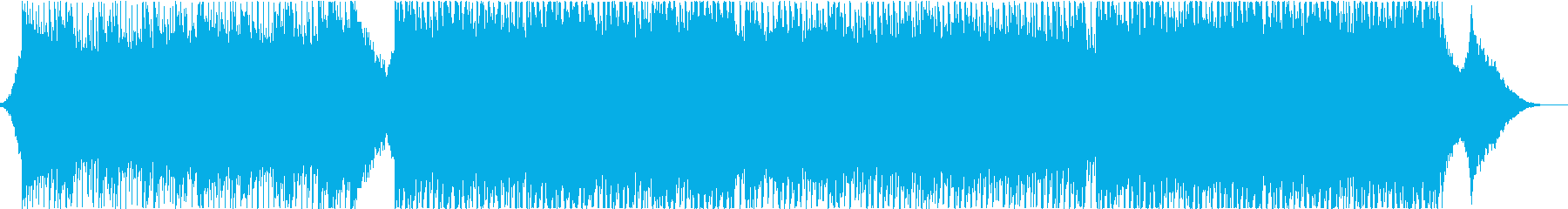 コーポレート、プレゼンテーションの再生済みの波形