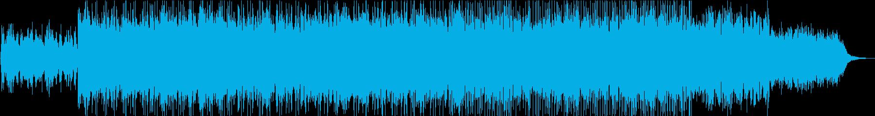 クールダウンに最適な涼し気R&B/チルの再生済みの波形