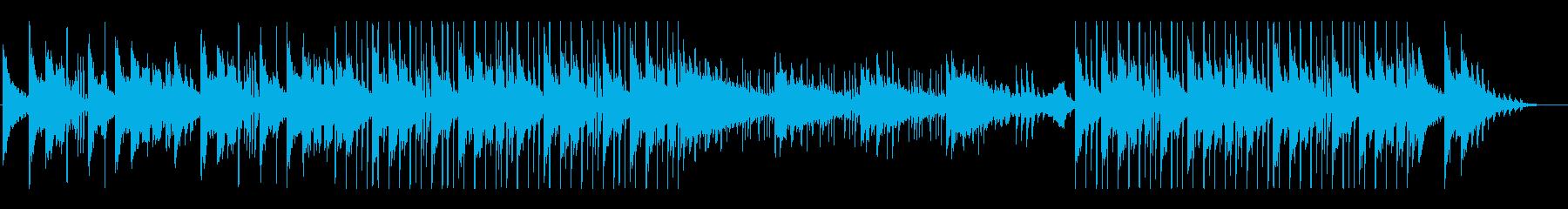モダン&クリーン、幻想的エレクトロニックの再生済みの波形