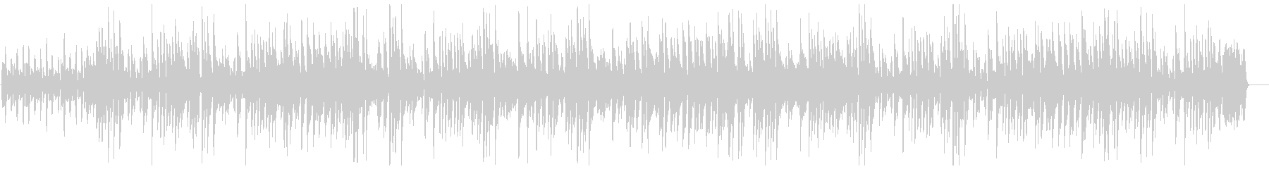 ピアノ・トリオNo.5/ピアノのみの未再生の波形