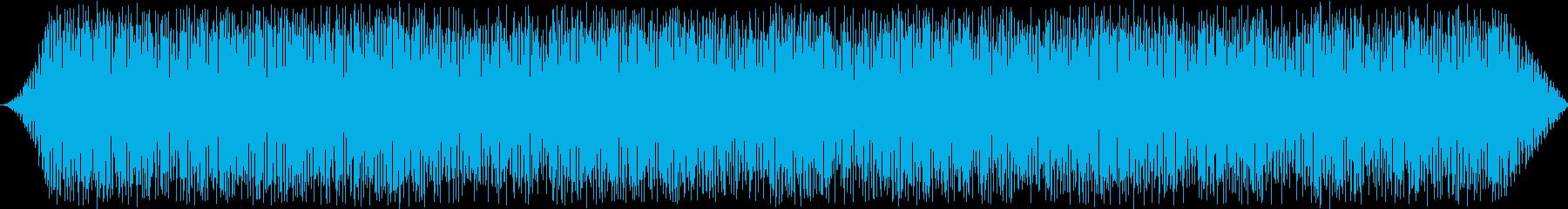 重機またはフライトエアフラッターの再生済みの波形