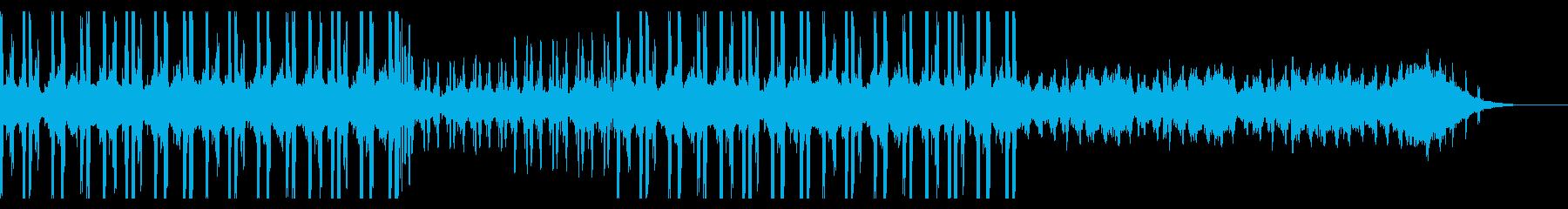 Lofichill ローファイチルの再生済みの波形