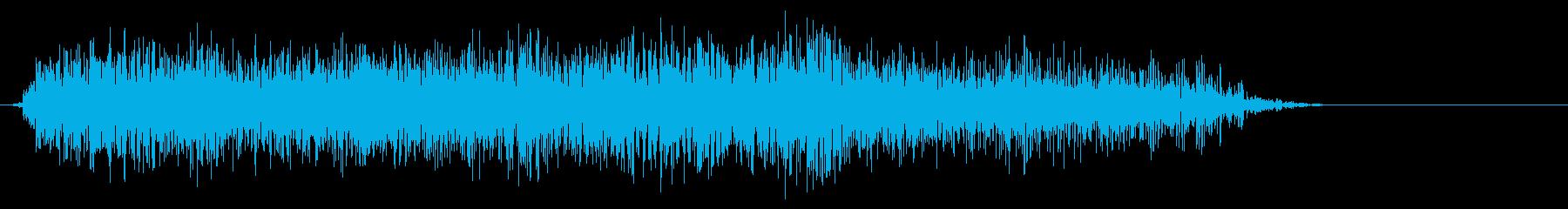 エレクトリックギター:スライドパワ...の再生済みの波形