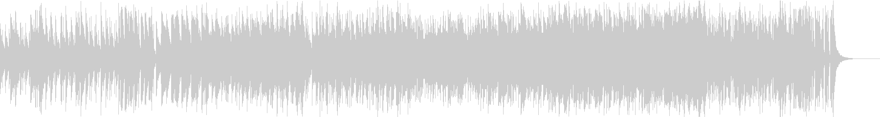 ボサノヴァ(ボサノバ)フルート v01の未再生の波形