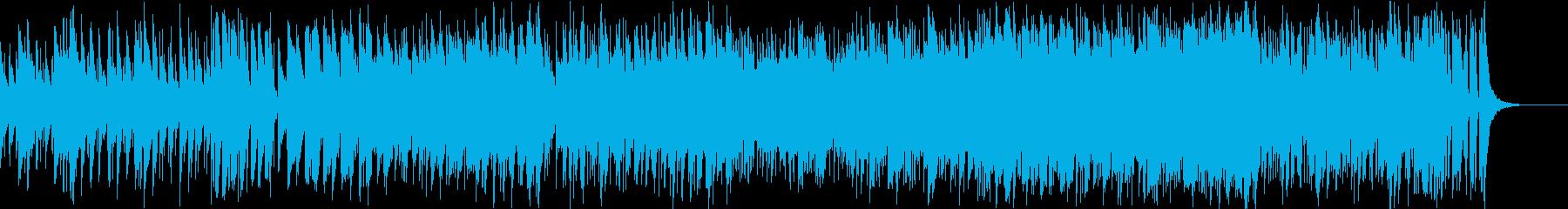 ボサノヴァ(ボサノバ)フルート v01の再生済みの波形