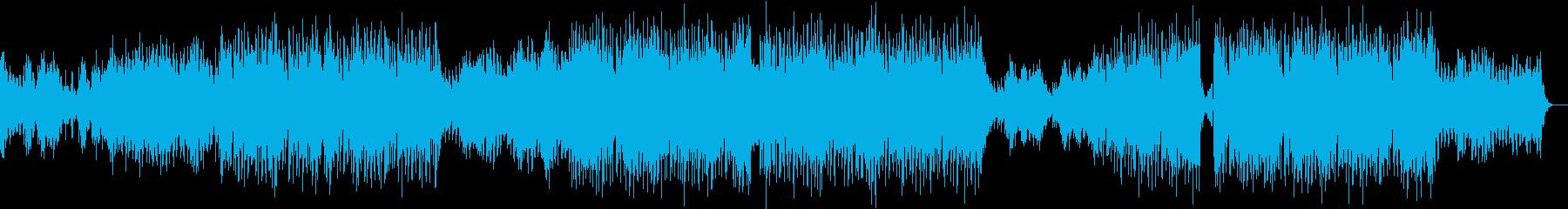 トロピカルハウス◆~カワイイメロディ~③の再生済みの波形