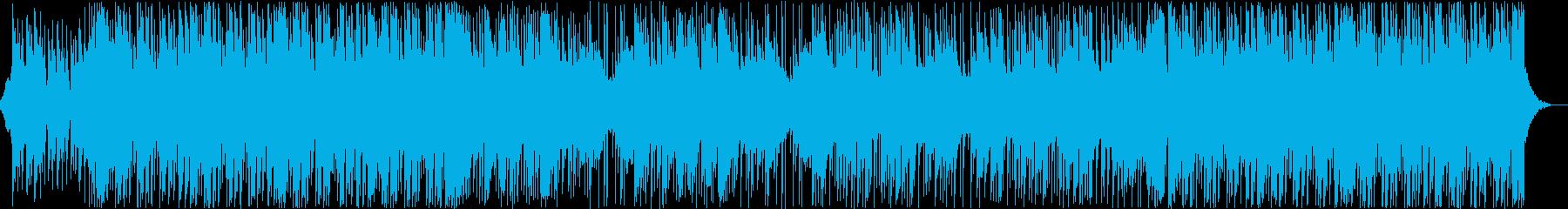 ダンス・妖艶・Kpop・OP・EDの再生済みの波形
