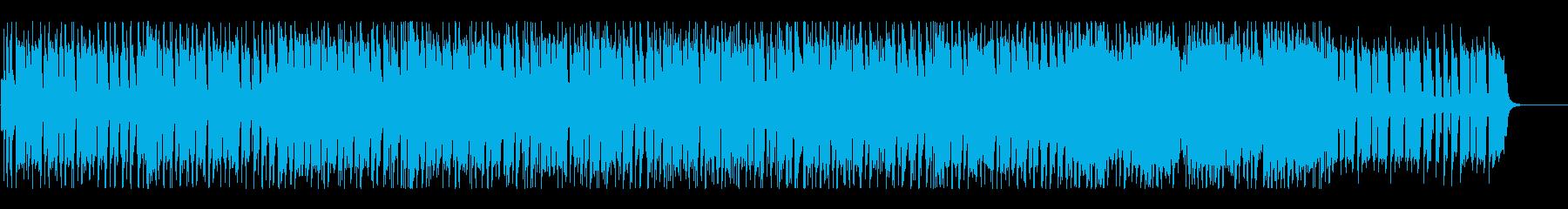 オーディオドラマ向けBGM/日常2の再生済みの波形