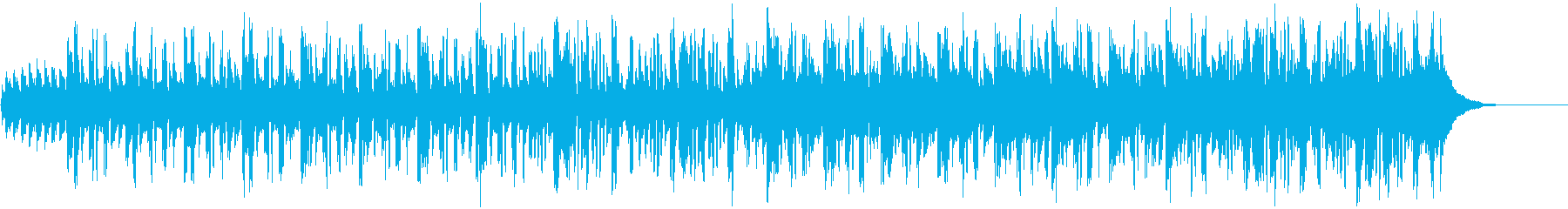 生演奏 リコーダー フィンランドの舞曲の再生済みの波形