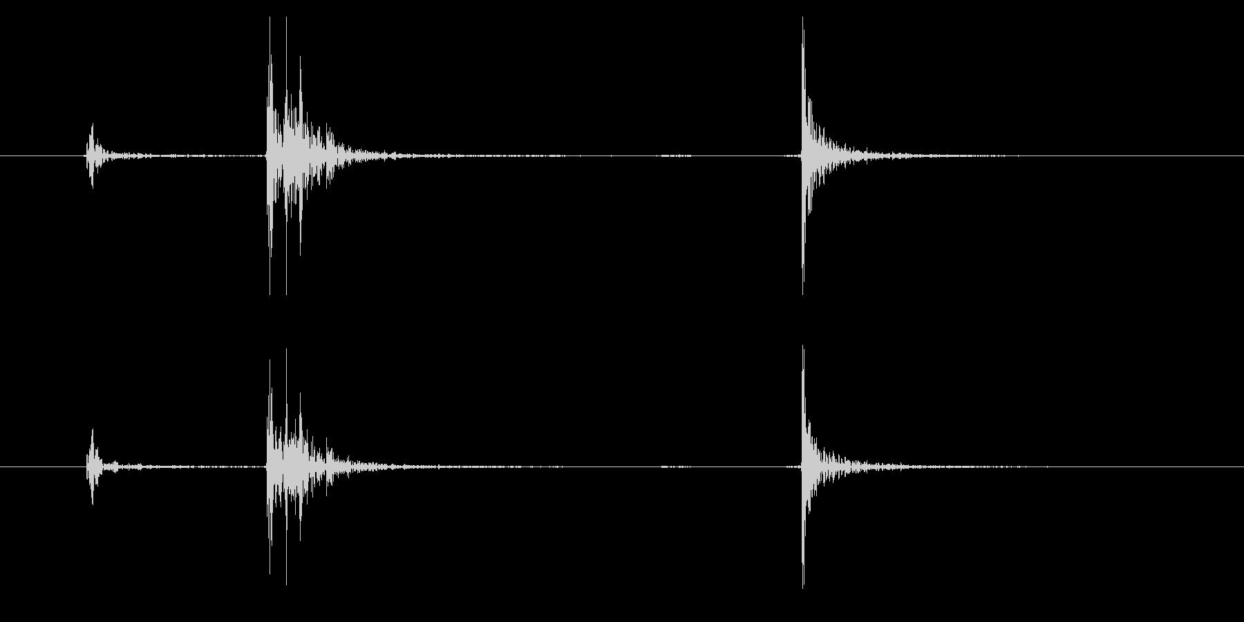 INT:キャビン:ギャレーストレー...の未再生の波形