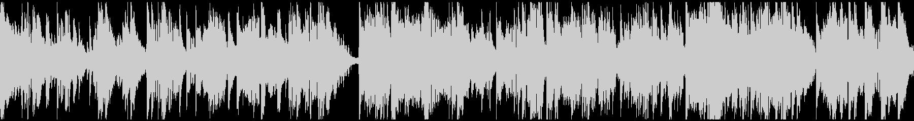 高音サックスの大人なバラード ※ループ版の未再生の波形