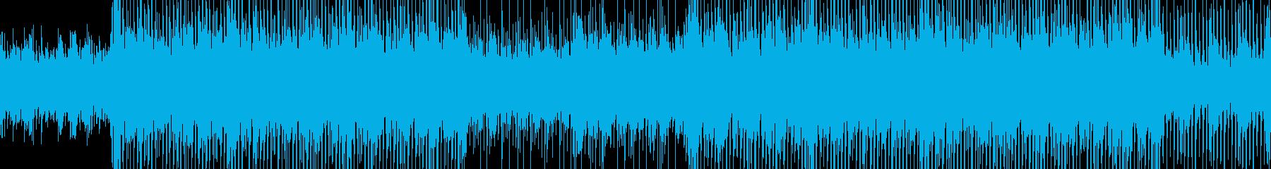 前進したくなる曲 CMや企業ビデオなどにの再生済みの波形