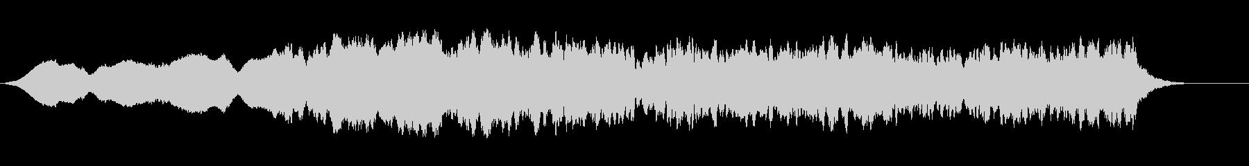 異世界1ホラー環境音の未再生の波形