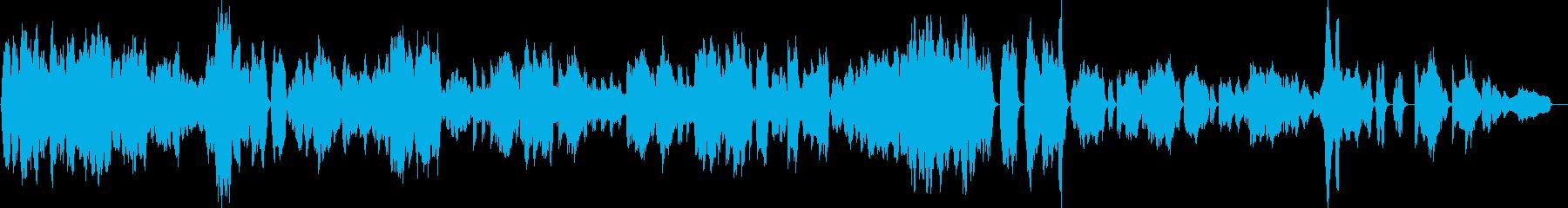 トルストイも涙した郷愁を誘うチェロの名曲の再生済みの波形