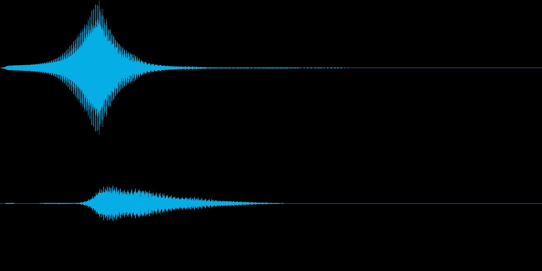 DramaFX 何かの兆し・不信感の再生済みの波形