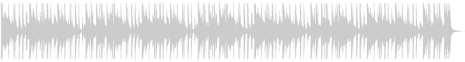 冬/切ない/R&B_No483_5の未再生の波形
