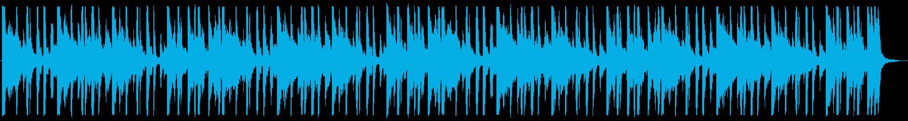 冬/切ない/R&B_No483_5の再生済みの波形