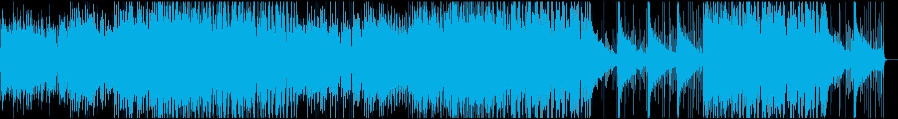 ラテン ジャズ バサノバ トロピカ...の再生済みの波形